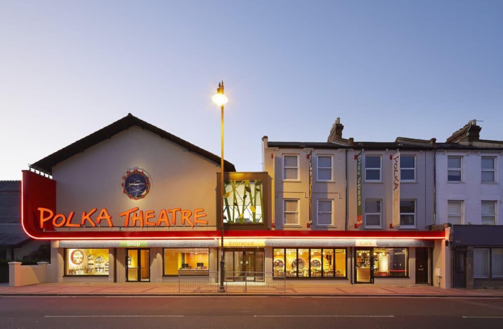 Polka Theatre ©Hufton+Crow
